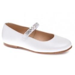 Buty do komunii dziewczęce Pablosky 332603 kolor biały