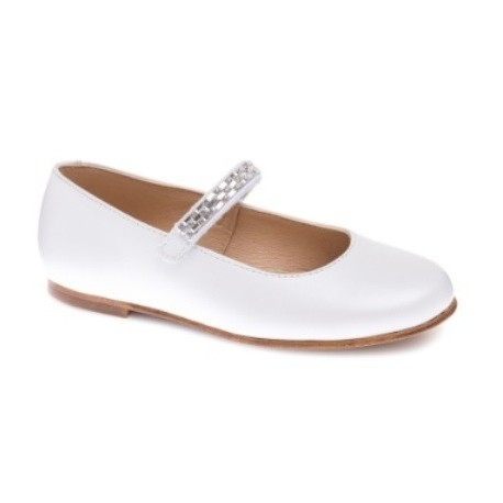 86d04c1bff Buty do komunii dziewczęce Pablosky 332603 kolor biały - DMD Sklep