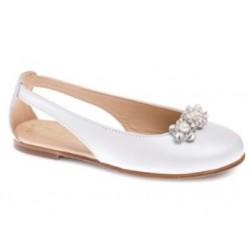Buty komunijne dziewczęce Pablosky 332703 kolor biały