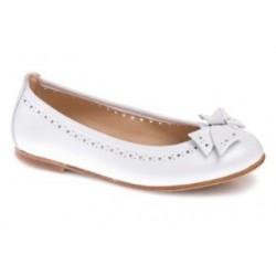 Buty komunijne dziewczęce Pablosky 333003 kolor biały