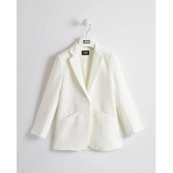 Elegancka marynarka iDO W570 biała