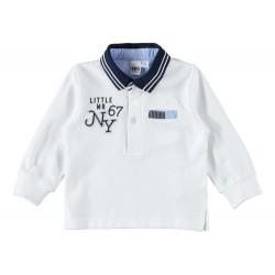 Bluzka Polo iDO W217 biała