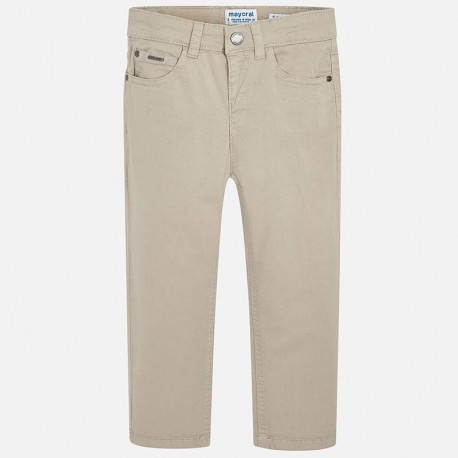 Spodnie Mayoral 509-90 Długie spodnie basic dla chłopca