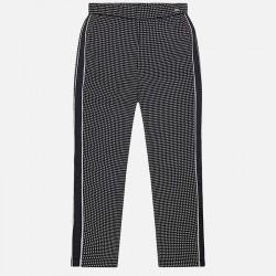 Spodnie Mayoral 6506-03 Długie spodnie z bocznymi pasami dla dziewczyny
