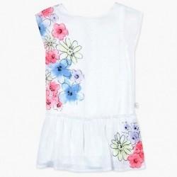 Sukienka BOBOLI 727444-1100 szyfonowa sukienka