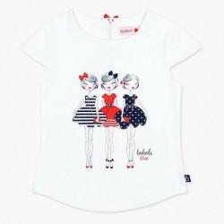 Bluzka BOBOLI 727051-1100 Bluzka dziewczęca