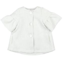 Płaszcz BOBOLI 707183-1111 Płaszcz żakiet dziewczęcy