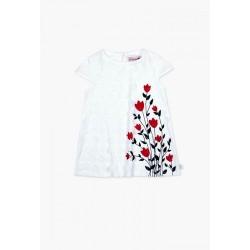 Sukienka BOBOLI 707138-1100 Sukienka dziewczęca