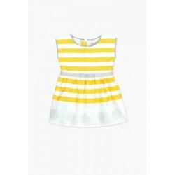 Sukienka BOBOLI 707228-9090 Sukienka dziewczęca