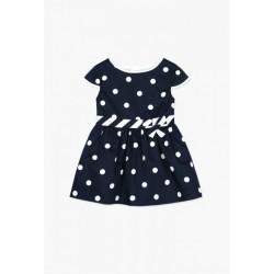 Sukienka BOBOLI 707004-9048 Sukienka dziewczęca