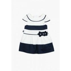 Sukienka BOBOLI 707026-2440 Sukienka dziewczęca