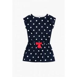 Sukienka BOBOLI 727006-9048 sukienka dziewczęca