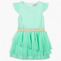 Sukienka BOBOLI 727185-4458 sukienka dziewczęca