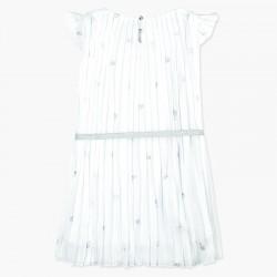 Sukienka BOBOLI 727556-9091 sukienka szyfonowa