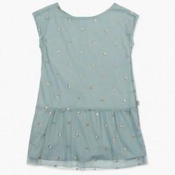 Sukienka BOBOLI 727477-8102 sukienka tiulowa