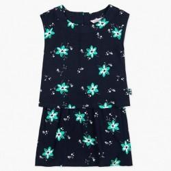 Sukienka BOBOLI 417002-9024 sukienka dziewczęca