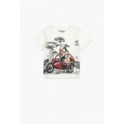 Bluzka BOBOLI 317090-1111 Koszulka chłopięca