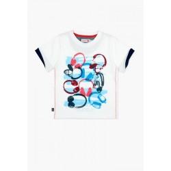 Bluzka BOBOLI 507035-1100 Koszulka chłopięca