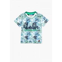 Bluzka BOBOLI 517069-9016 Koszulka chłopięca