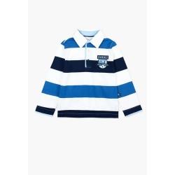 Bluzka BOBOLI 737232-9979 Koszulka polo chłopięca