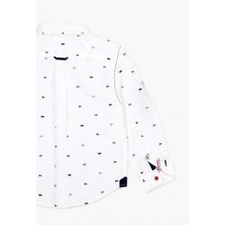 Koszula BOBOLI 737423-9959 Koszula chłopięca