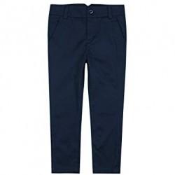 Spodnie BOBOLI 737489-2440 Spodnie chłopięce satynowe