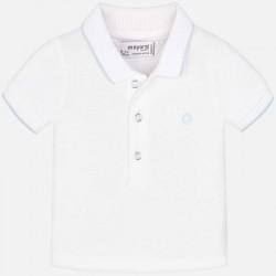 Bluzka Mayoral 190-80 Koszulka polo z krótkim rękawem dla chłopca Newborn