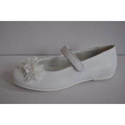 Buty do komunii dziewczęce Primigi 3436800 kolor biały