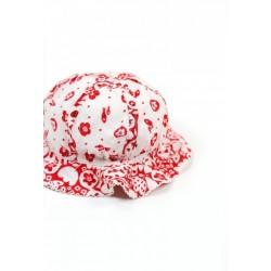 Kapelusz BOBOLI 217055-9036 czapka z wiskozy dla dziewczynki