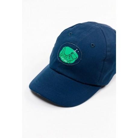 Czapka z daszkiem BOBOLI 817039-2437 czapka z daszkiem dla chłopaka