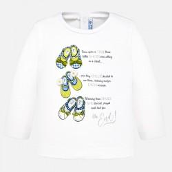 Bluzka Mayoral 1015-25 Koszulka z długim rękawem