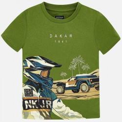 Bluzka Mayoral 6037-81 Koszulka z krótkim rękawem Pilot dla chłopca