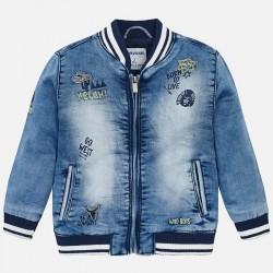Kurtka Mayoral 3425-5 Kurtka jeansowa dla chłopca