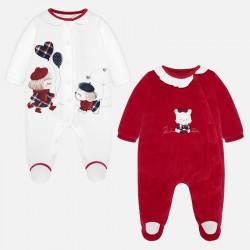 Komplet dwie piżamy pajace Mayoral 2706-78