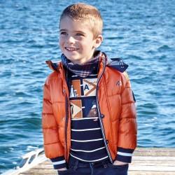 Kurtka Mayoral 4442-68 z kapturem dla chłopca