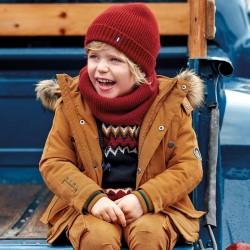 Kurtka Mayoral 4444-68 z kapturem dla chłopca
