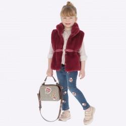 Długie spodnie Mayoral 4505-72 dżinsowe dla dziewczynki