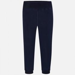 Spodnie Legginsy Mayoral 10683-90 typu siatka dla dziewczynki