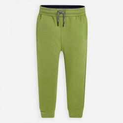 Spodnie Mayoral 742-23 dresowe wiązane w pasie model wiosenno letni cieńszy materiał