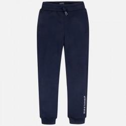 Spodnie Mayoral 744-34 Długie dresowe model wiosenno letni cieńszy materiał