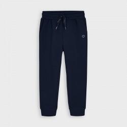 Spodnie Mayoral 725-85 dresowe wiązane w pasie model jesienno zimowy trochę grubszy materiał