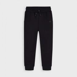 Spodnie Mayoral 725-80 dresowe wiązane w pasie model jesienno zimowy trochę grubszy materiał