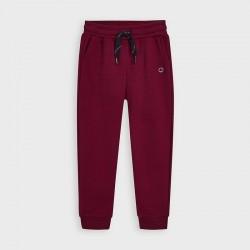 Spodnie Mayoral 725-81 dresowe wiązane w pasie model jesienno zimowy trochę grubszy materiał