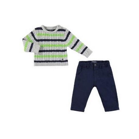 Komplet Sweterek Spodnie Mayoral 2587 kolor 022