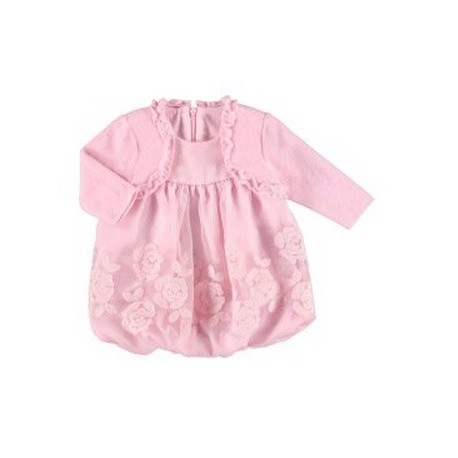 Sukienka Mayoral  2858 kolor 060 róż