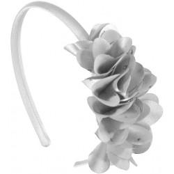 Mayoral Opaska kwiatki 10965 kolor 093 biały