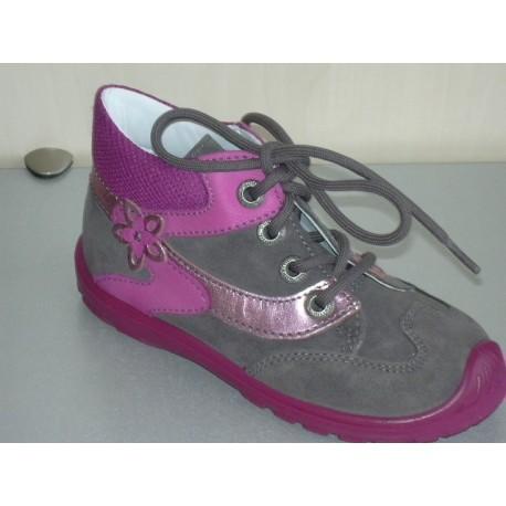 Superfit Buty obuwie dziecięce trzewiki Superfit 6-327-06 Softino r24-28