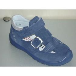 Zabudowane sandały Superfit 6-430-88 Softtippo r24-28
