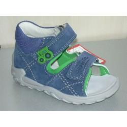 Sandałki dziecięce Superfit 6-011-89 FLOW r19-26