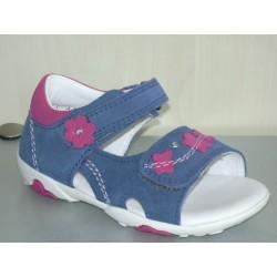 Sandałki dziecięce Superfit 6-089-88 Pretty 2 r18-26